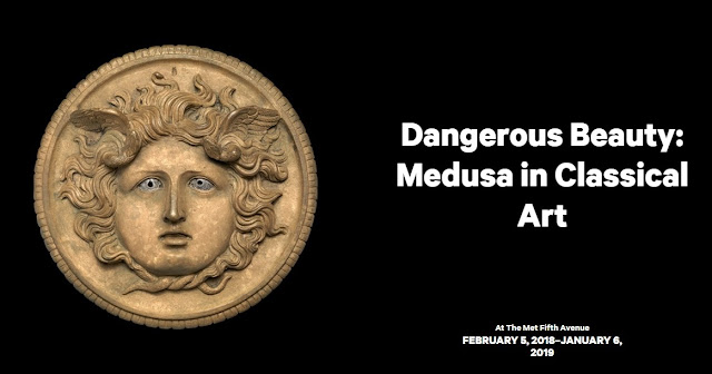 'Dangerous Beauty: Medusa in Classical Art' at The Metropolitan Museum of Art