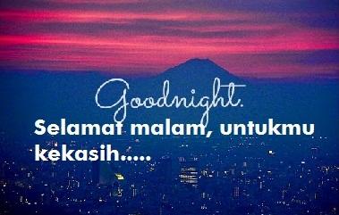 Romantis Ucapan Selamat Malam Nusagates