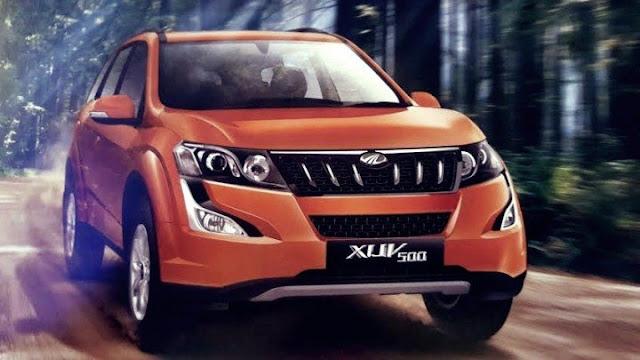 Mahindra To Launch XUV500 Facelift Soon