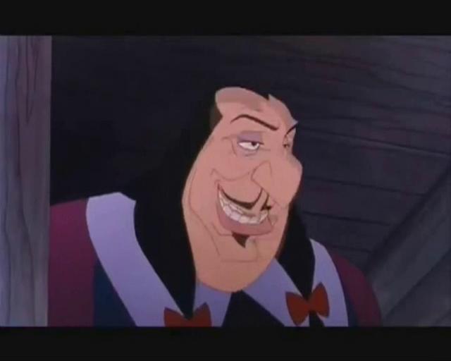 Radcliffe Pocahontas 1995 animatedfilmreviews.filminspector.com