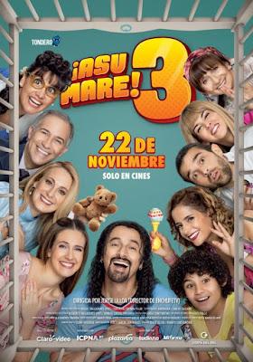 ¡Asu Mare! 3 2018 Custom HD Latino 5.1