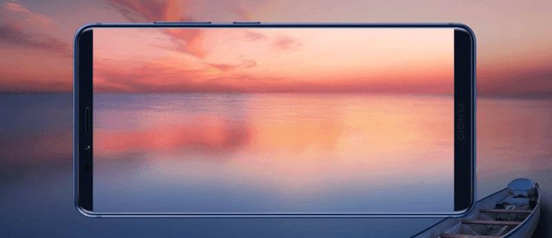 FHD+ 18:9 screen