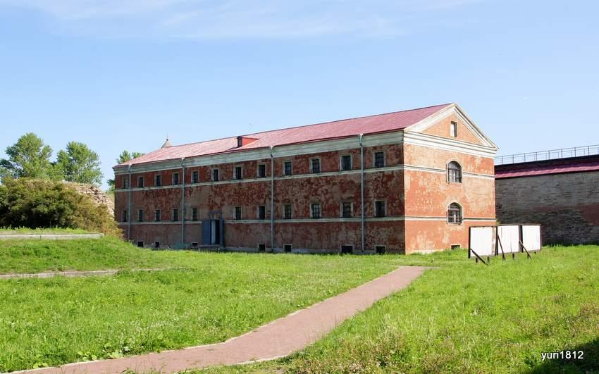 Новая (Народовольческая) тюрьма