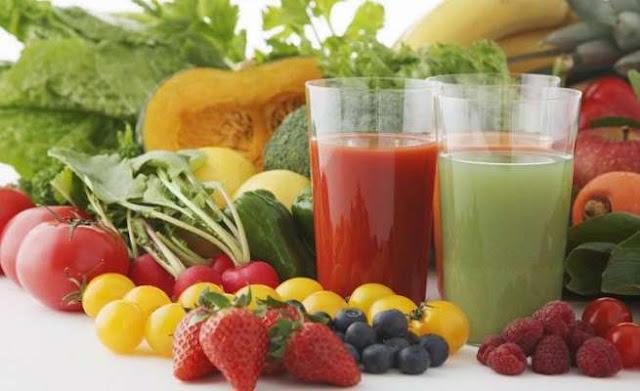 Healthy diet eating