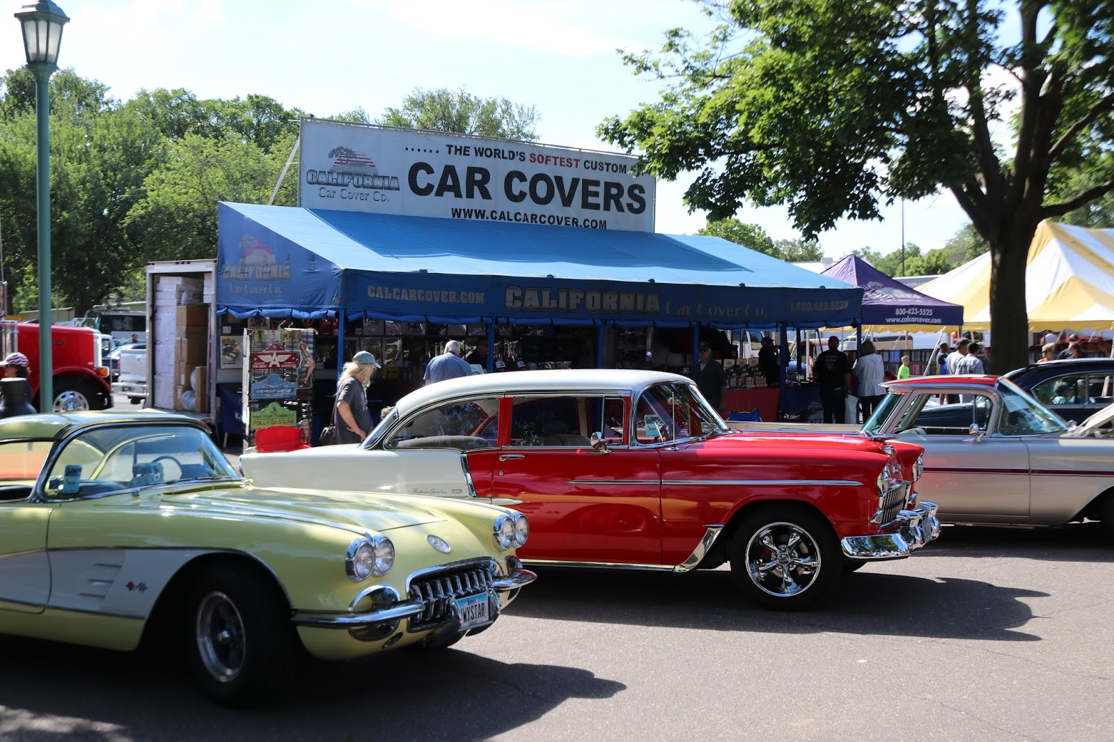 Covering Classic Cars : Back to the Fifties Car Show Weekend 2017 in ...