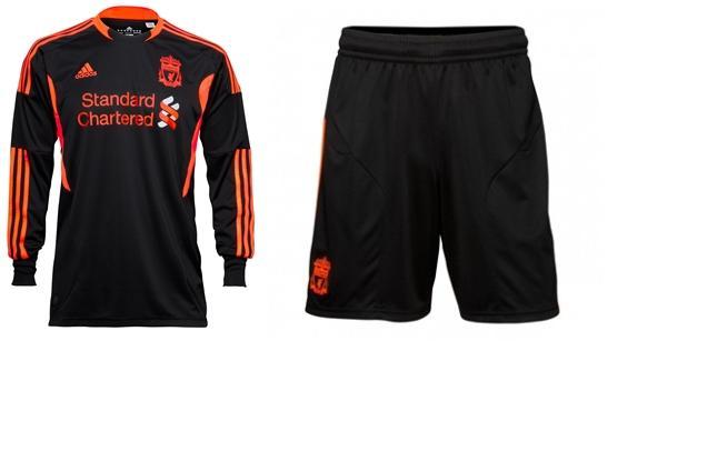 PES Master Edition Blog  Uniforme Liverpool FC 11-12 PES 10 11 de1ae89f51c60