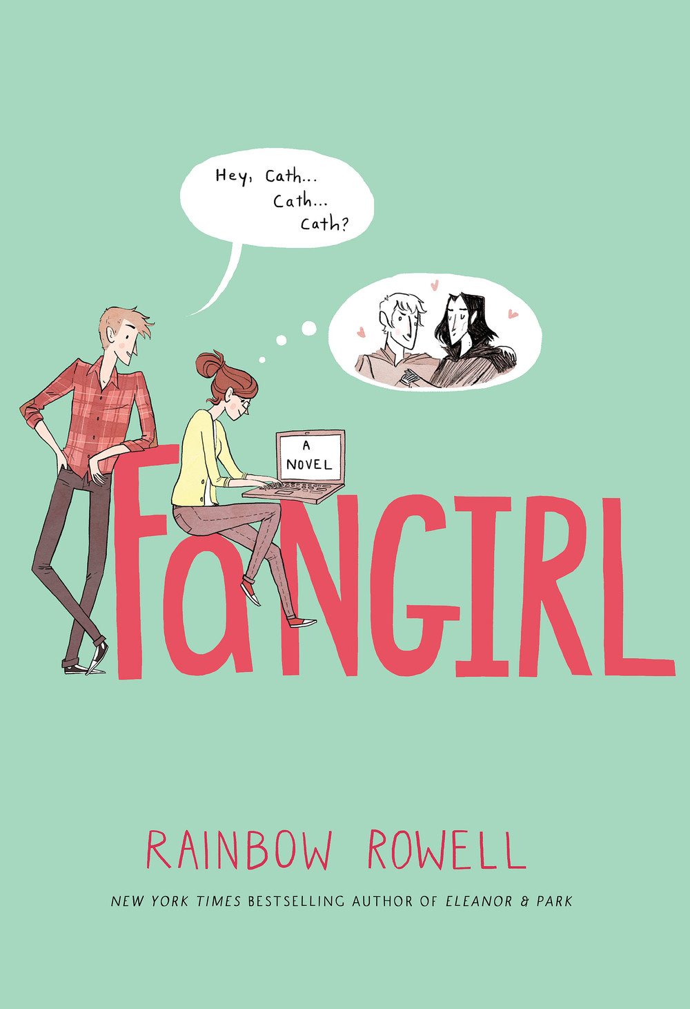 Book Puke: Fangirl by Rainbow Rowell