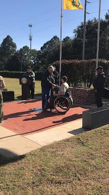 Montgomery Catholic Students Honor Veterans 4