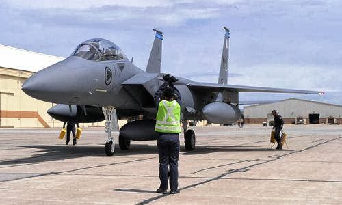 F-15SG RSAF