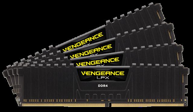 Corsair Vengeance LPX DDR4 RAM