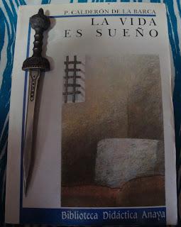Portada del libro La vida es sueño, de Pedro Calderón de la Barca