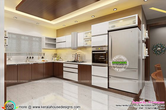 Kerala kitchen trends 2017