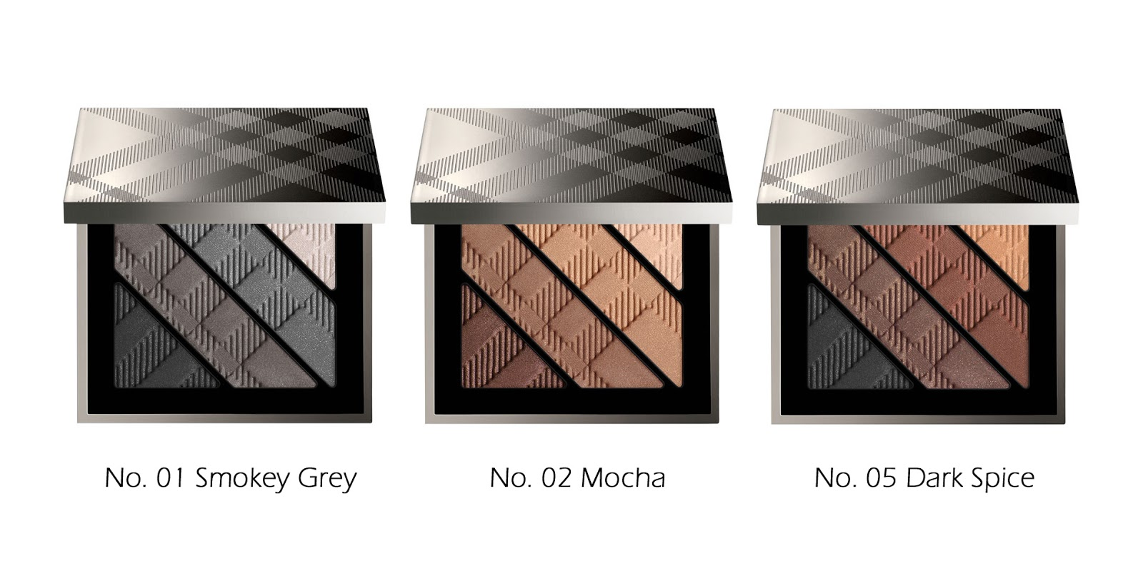 b761d0b453d1 Right now I m really loving the Burberry Beauty Complete Eye Palette Quads.  I ve tested three so far … eventually I think I will need one of each shade.