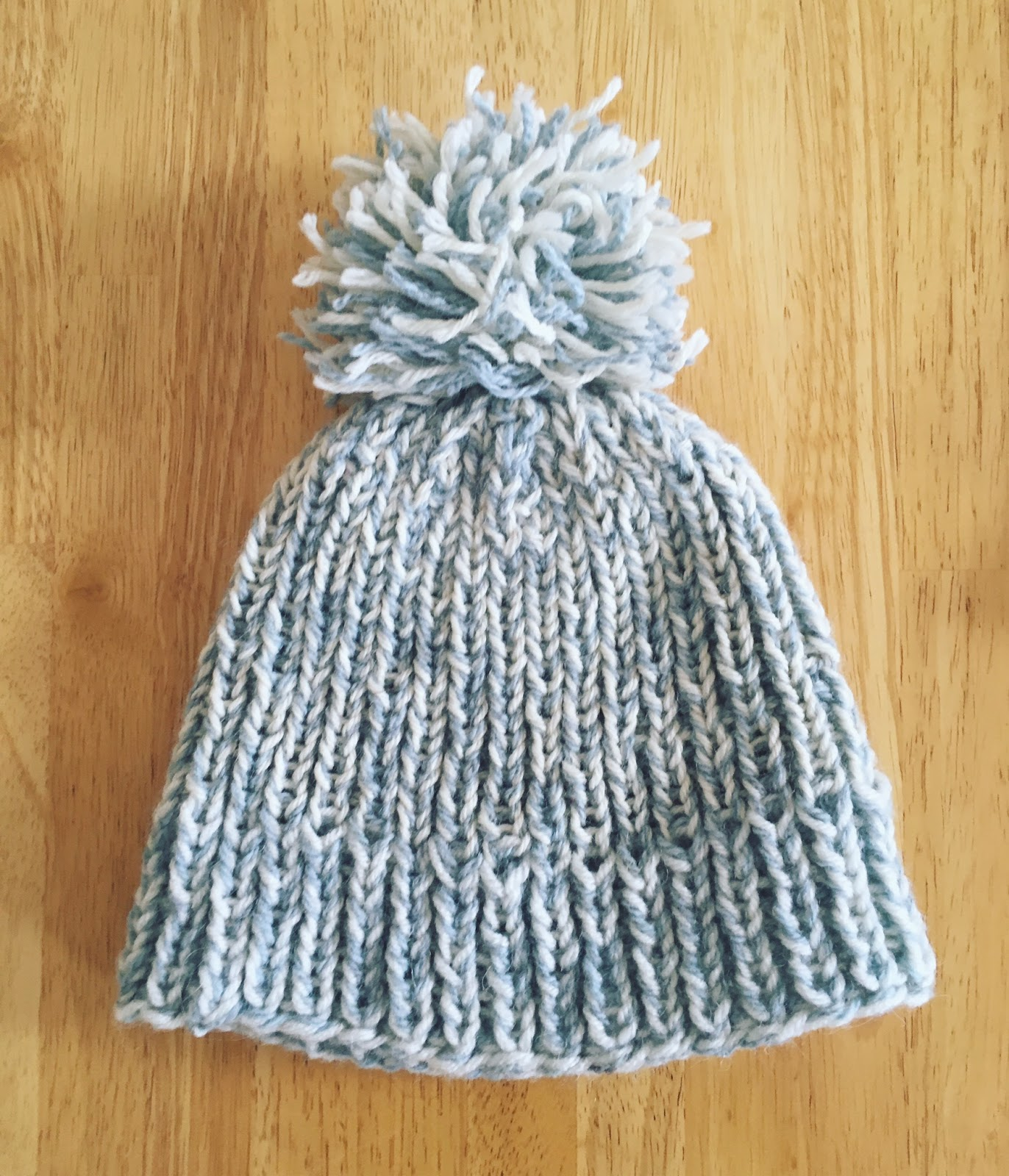 wiseknits: FO Friday: Snowflake Hat
