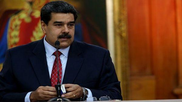 Nicolás Maduro denunció que EE.UU. busca apoderarse del petróleo venezolano