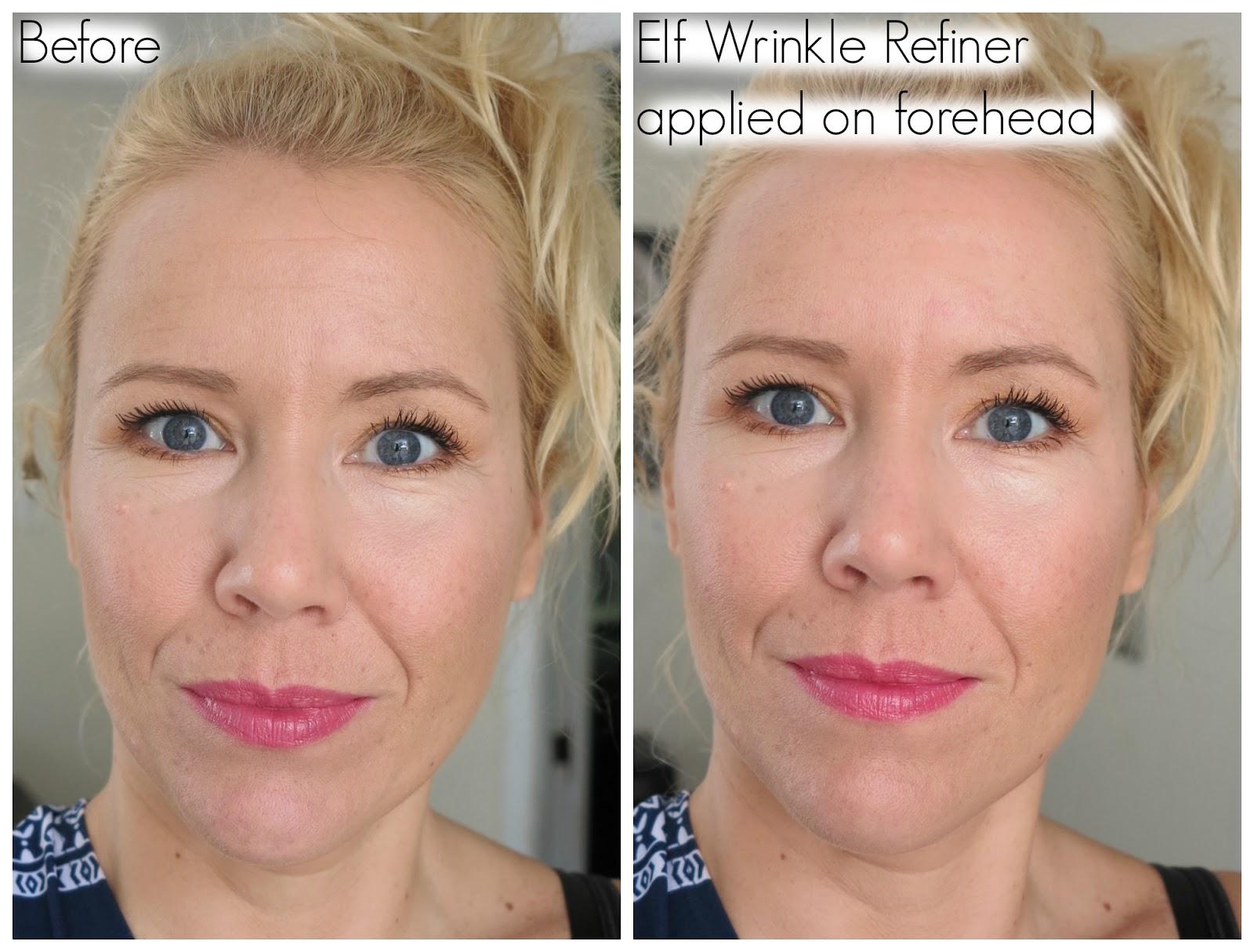 Elf Wrinkle Refiner Review