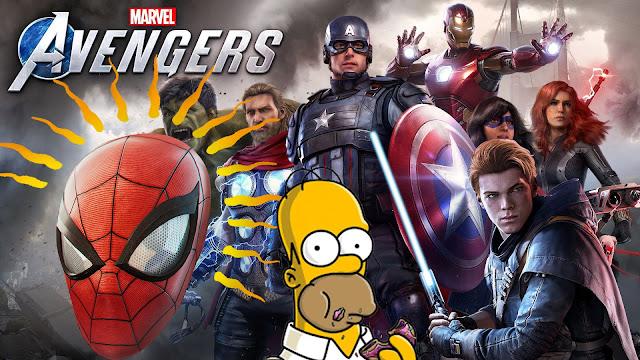 Disney IP, Sean Shoptaw, DICE, Marvel's Spider-Man, Star Wars Jedi: Fallen Order, Iron Man VR, Marvel's Avengers