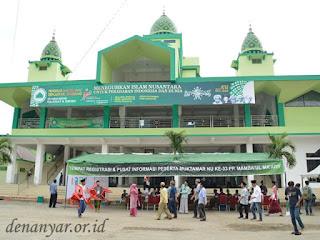 Sejarah Pondok Pesantren Mambaul Maarif Denanyar Jombang