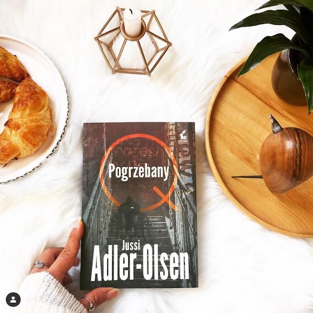 Pogrzebany - Jussi Adler-Olsen