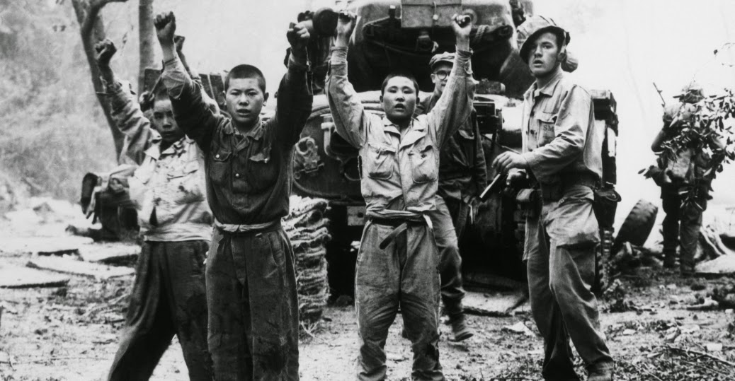 Pictures Of Korean War From The 1950s Vintage Everyday
