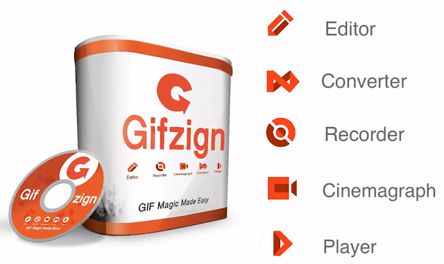 [VIP] Gifzign [The Smartest GIF Designer]