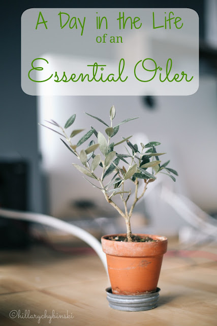 An Easy Guide to how I use my Essential Oils Every Day.