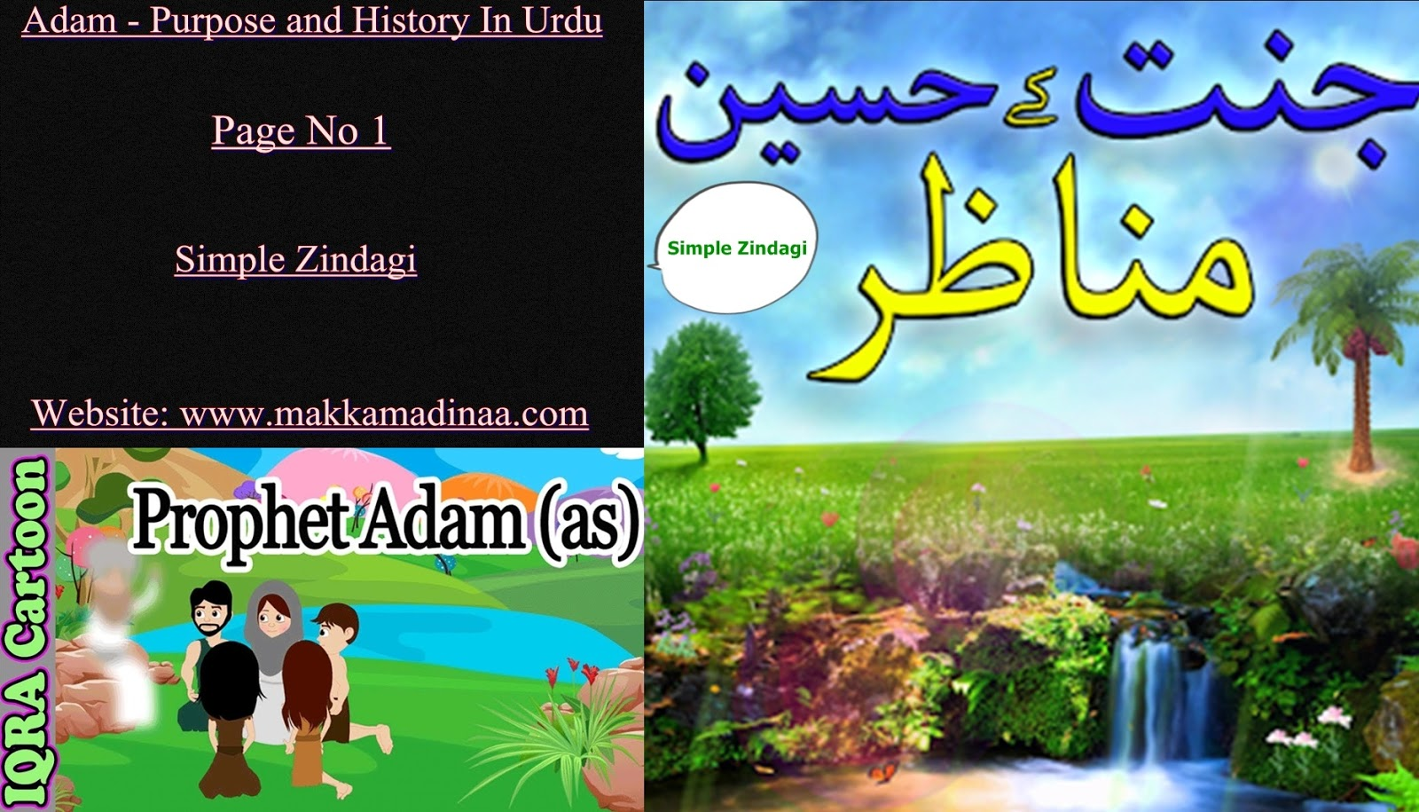 Adam - Purpose and History In Urdu hazrat adam history in urdu  adam ali salam history in hindi  hazrat adam date of birth  adam and hawa story  hazrat adam alaihis salam history  hazrat adam alaihis salam ka waqia in urdu pdf  hazrat adam ali salam ka kissa  adam ali salam height