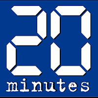 20 Minutes  app