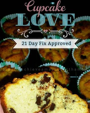 21 day fix, 21 day fix approved cake, 21 day fix approved cupcakes, clean eating, gluten free, healthy cake, healthy cupcakes, paleo, vegan,