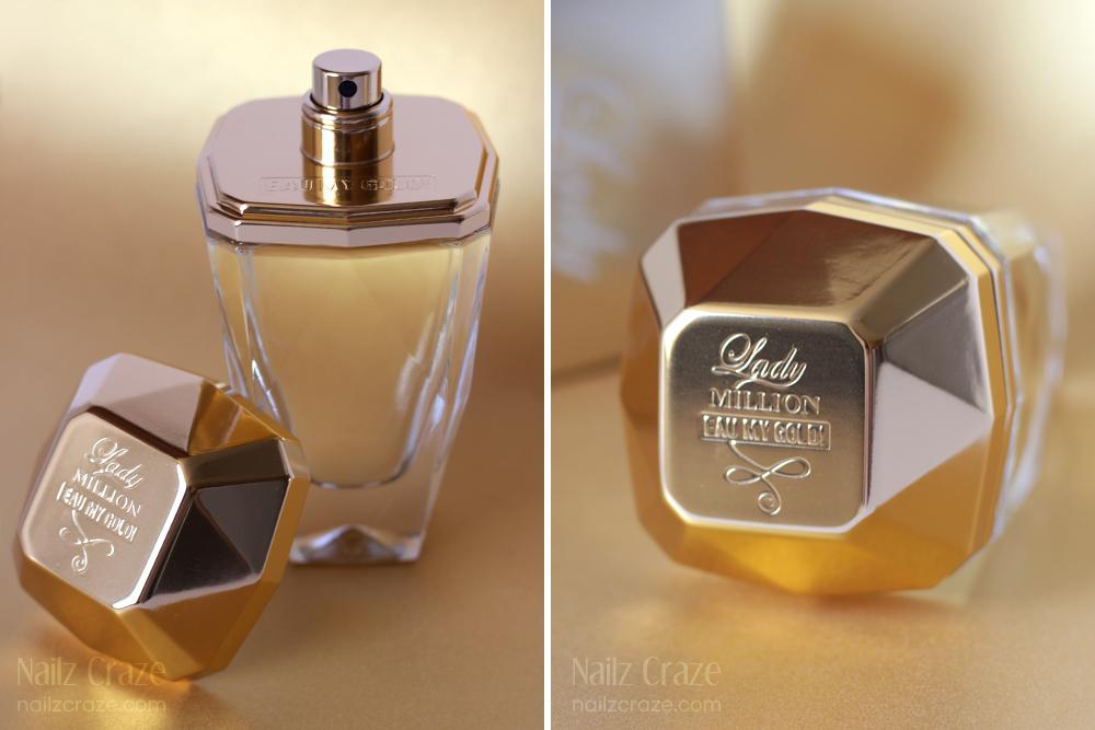 d7409583c Perfume Paco Rabanne Lady Million Priv Eau De Parfum Feminino ...