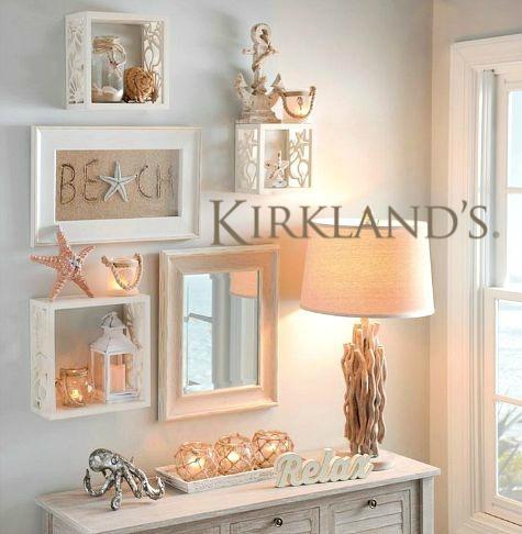 Kirklands - Beach Home Decor Design & Lifestyle Ideas on Kirkland's Home Decor id=19510