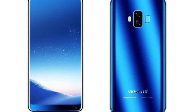 VKWorld S8 Specs and price