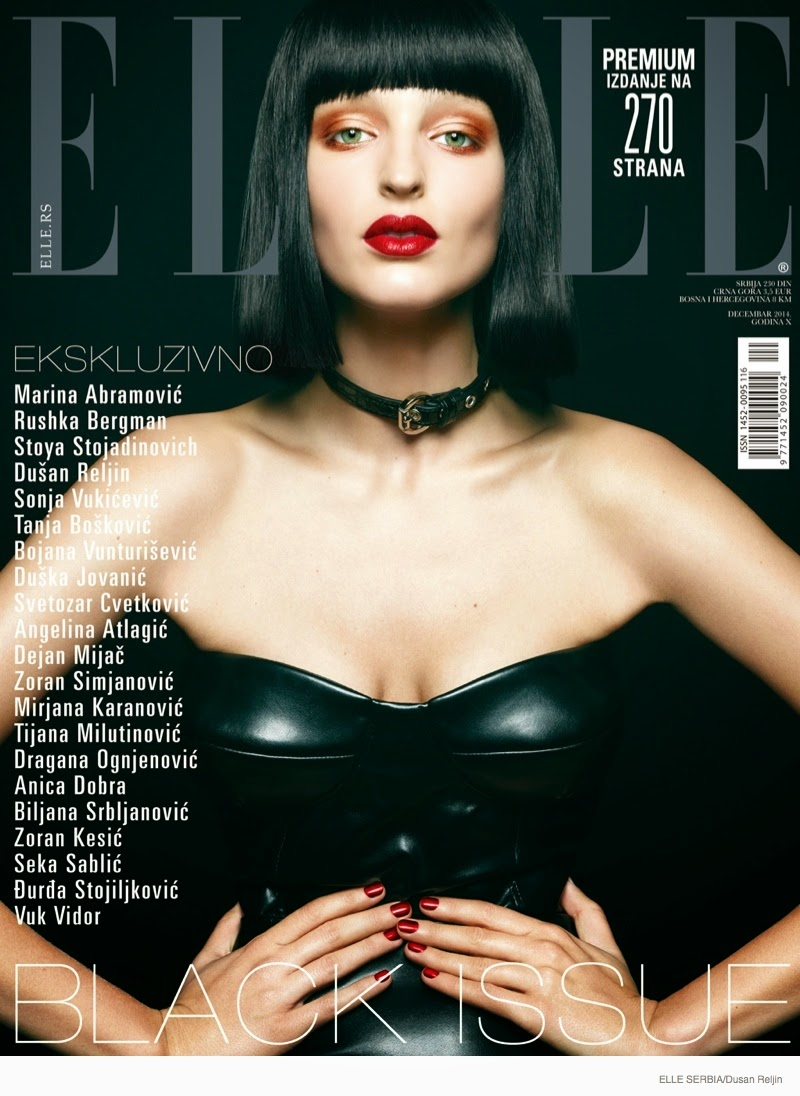 elle serbia human bondage chic fashion bdsm
