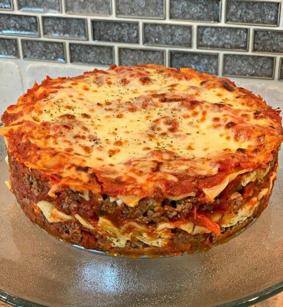 Best Ever Instant Pot Lasagna