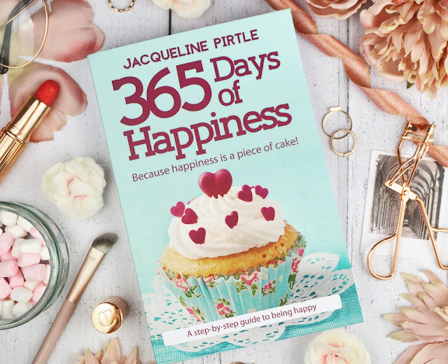 Lovelaughslipstick Blog: 365 Days of Happiness by Jacqueline Pirtle | Book Review*