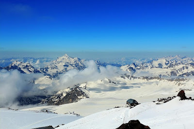 Elbrus pozwolenie