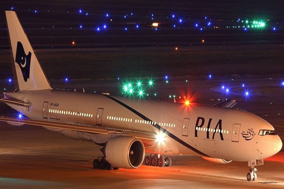 PIA plane cleared for flight after emergency landing at Lahore airport