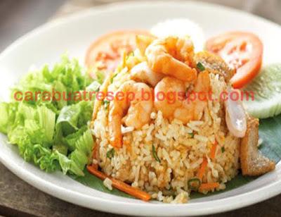 Foto Resep Nasi Goreng Malaysia Kampung Melayu Sederhana Spesial Asli Enak