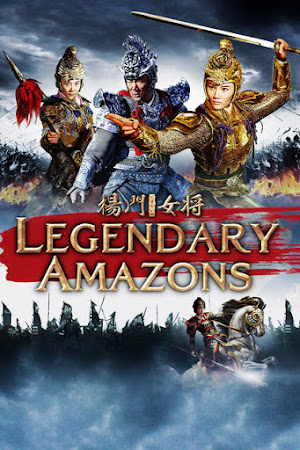 Poster Of Legendary Amazons 2011 In Hindi Bluray 720P Free Download