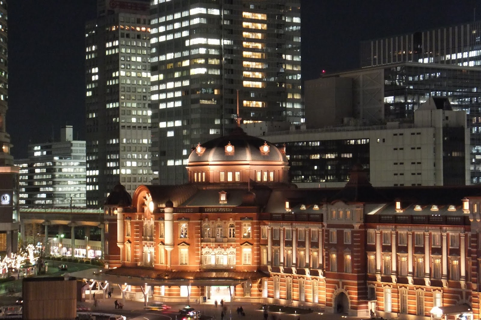 tokyo-station 東京駅