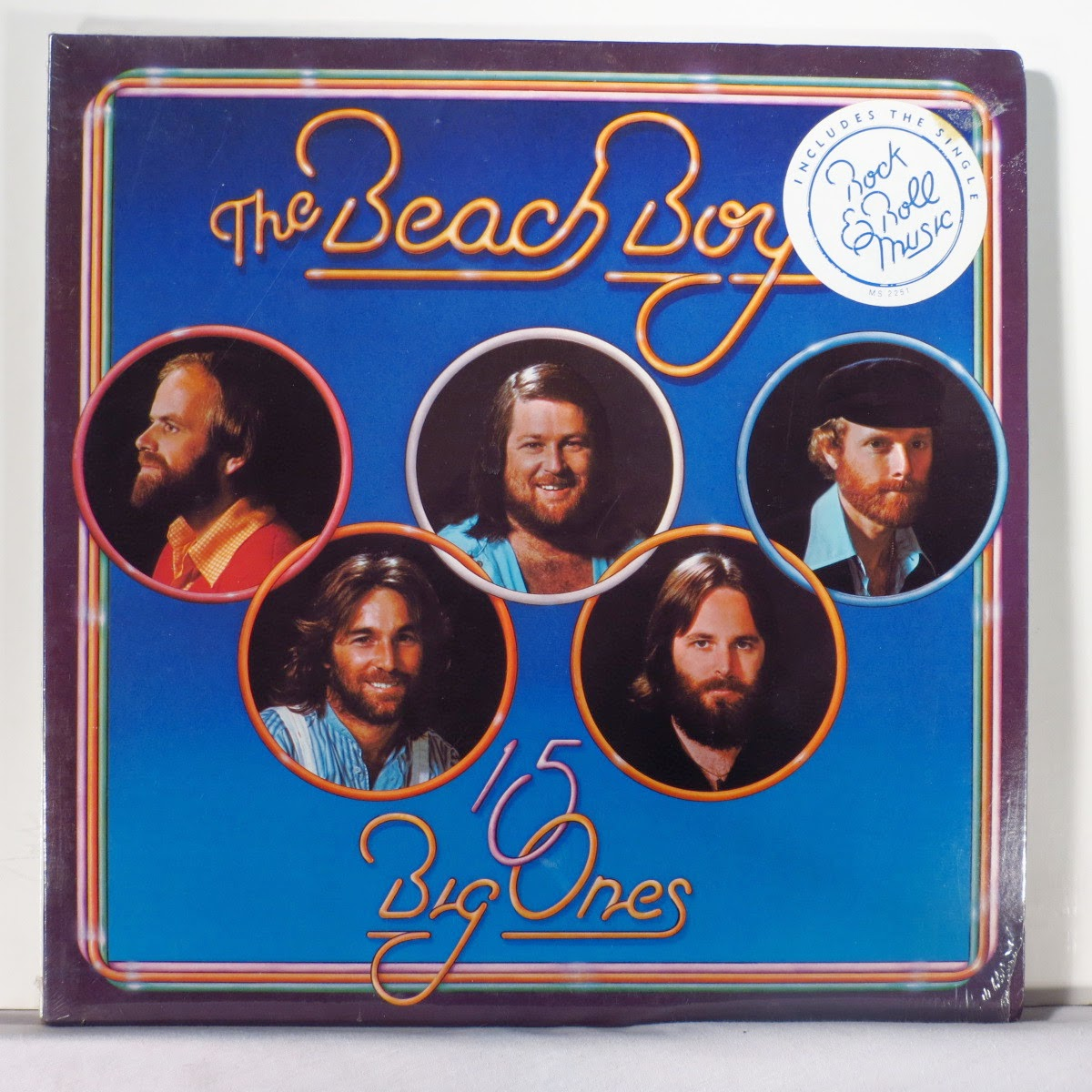 Jesse's Blog: The Beach Boys Complete Discography