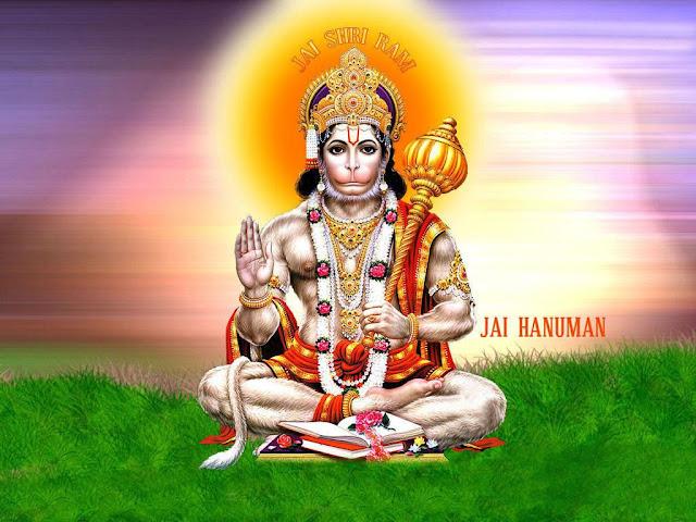 Unseen God images Hanuman