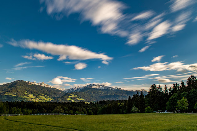 The Swarovski Optik factory is set in the stunning Austrian Alps