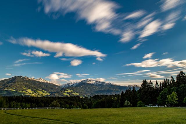 The Swarovski Optik factory is set in the stunning Austrian Alps
