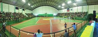 Final da Liga Municipal de Futsal de Picuí, lota ginásio Felipe Tiago Gomes