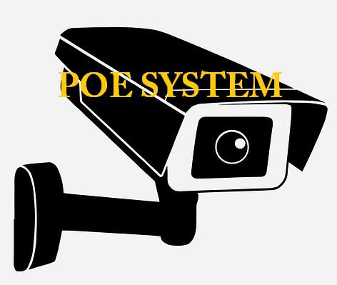 Cara pasang POE injector dan POE splitter untuk IP camera cctv