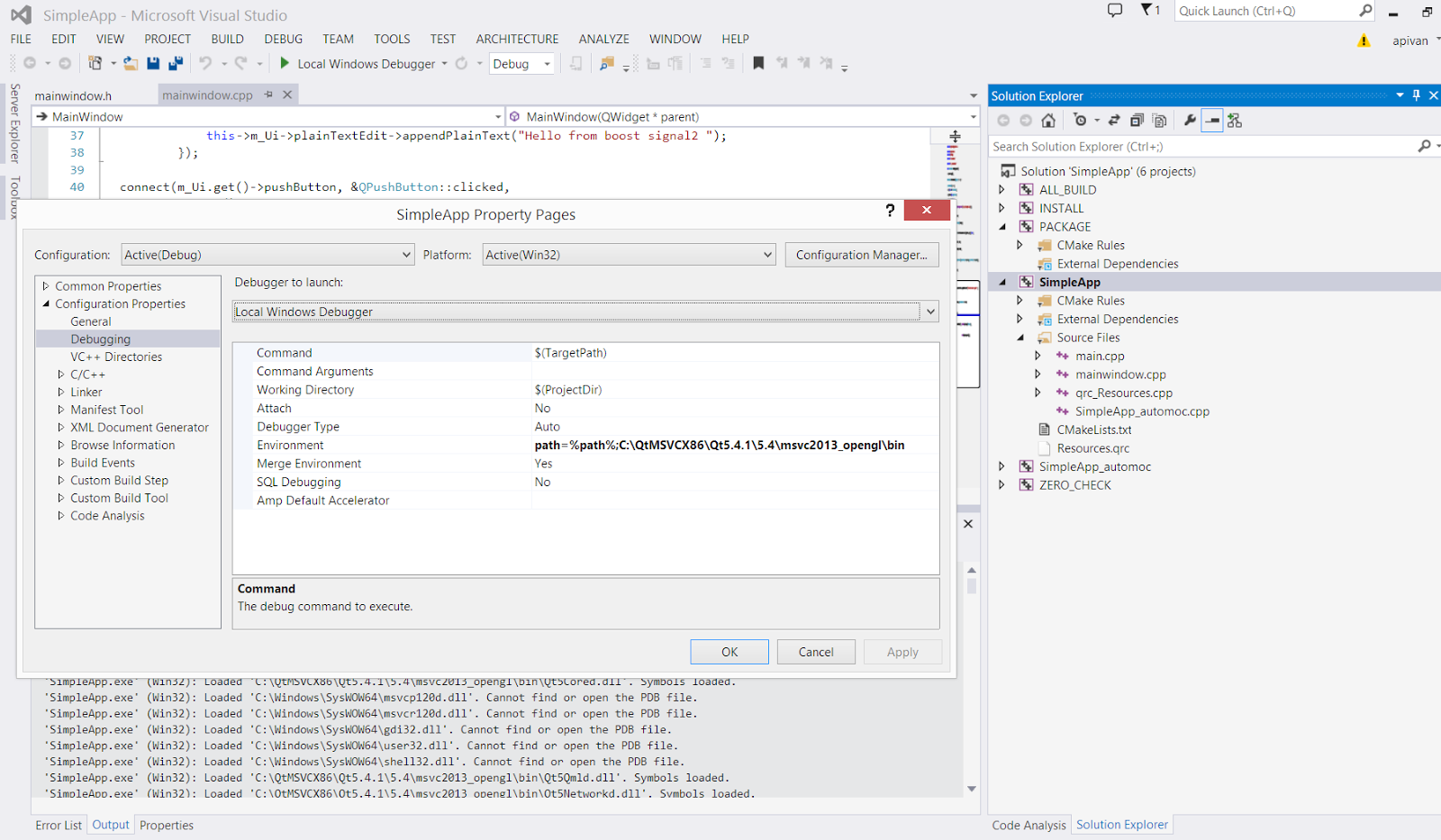LiveAndLearn: Step by Step: Developing an Application using