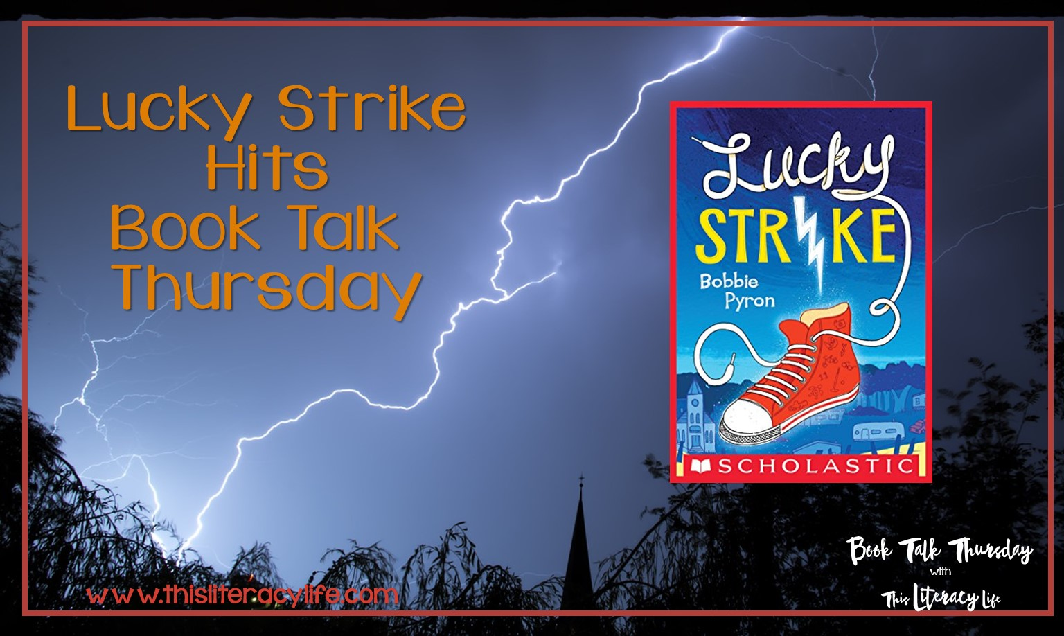 What happens when lightning strikes on your 11th birthday? Find out what happens to Nate in the book Lucky Strike!