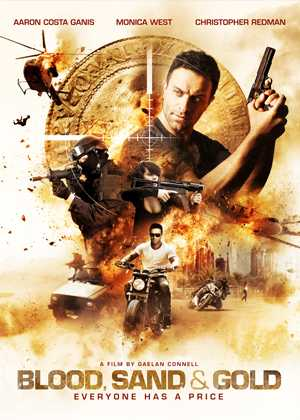 Blood, Sand and Gold 2017 BRRip 720p Dual Audio In Hindi English
