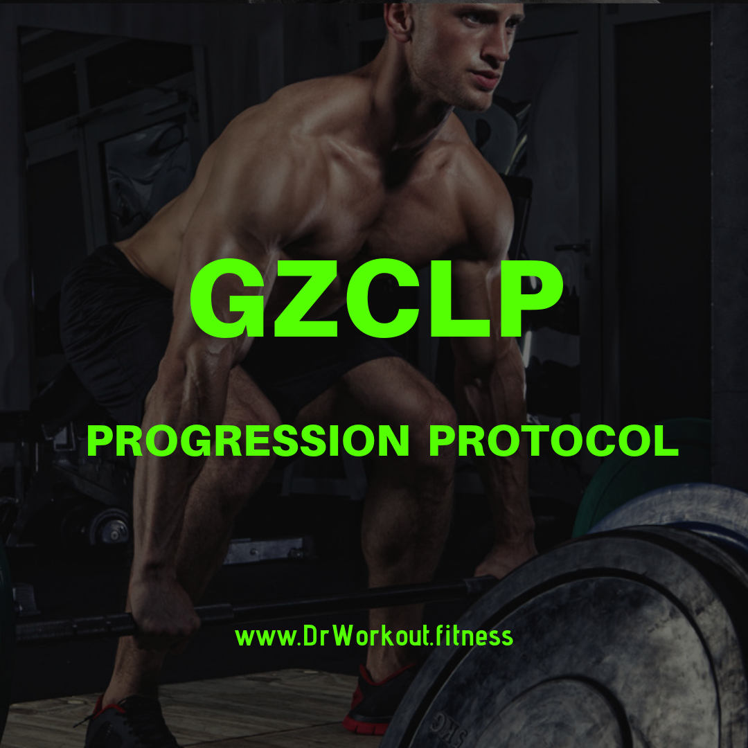 GZCLP Program with Spreadsheet for Beginners | Dr Workout